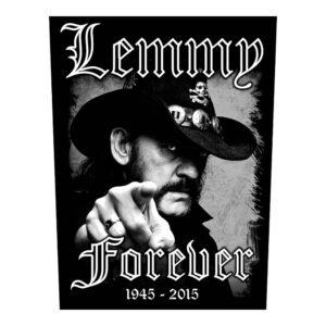Lemmy - Ryggmärke - Forever