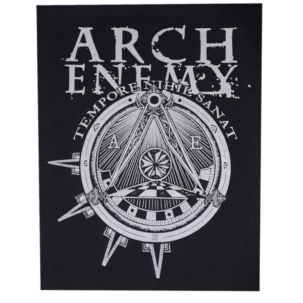 Arch Enemy - Ryggmärke - Illuminati