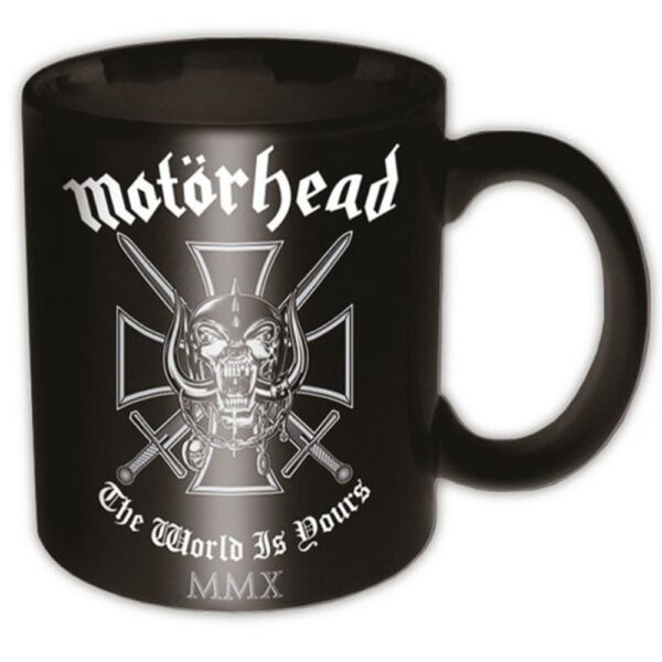 Motörhead - Mugg - Iron Cross