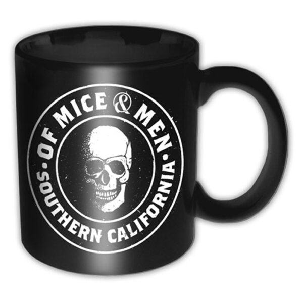 Of Mice & Men - Mugg - Badge - Special Edition