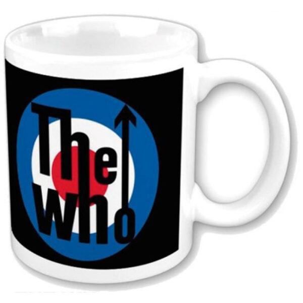 The Who - Mugg - Target Logo