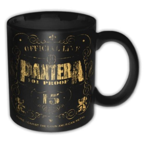 Pantera - Mugg -101 Proof