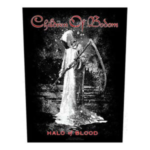 Children Of Bodom - Ryggmärke - Halo of Blood