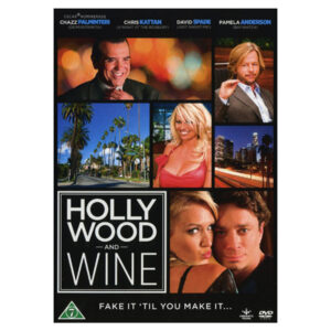 Hollywood and Wine - DVD - Komedi med Pamela Anderson