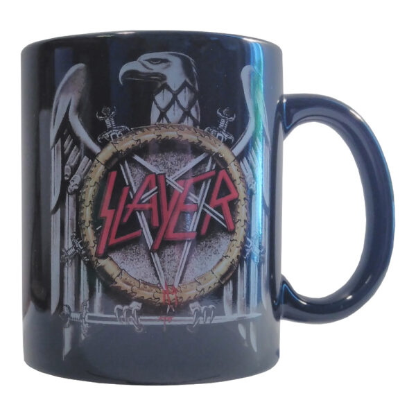 Slayer - Mugg - Silver Eagle