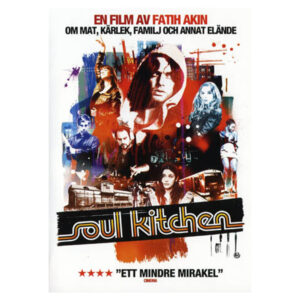Soul Kitchen - DVD - Komedi med Adam Bousdoukos