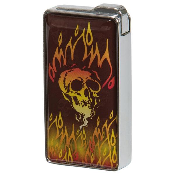 Tändare - Flaming skull