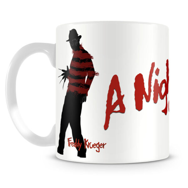 A Nightmare On Elm Street - Mugg