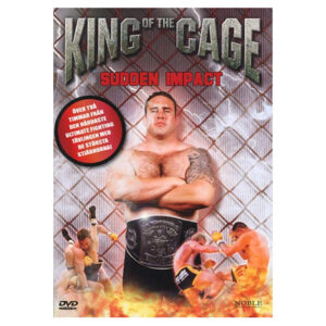 King Of The Cage - Sudden Impact - DVD - Ultimate fighting med Joe Stevenson