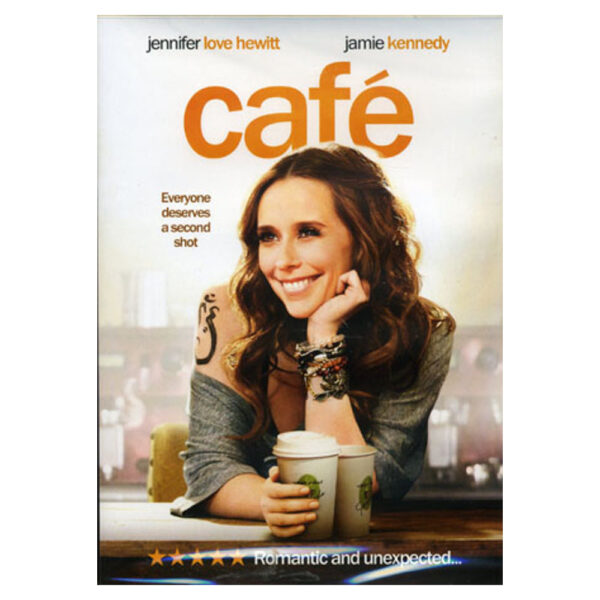 Cafe (DVD) Romantikt drama med Jennifer Love Hewitt