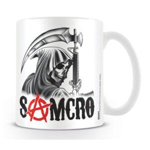 Sons of Anarchy - Mugg - SAMCRO