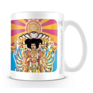 Jimi Hendrix - Mugg - Axis Bold As Love