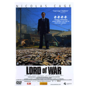 DVD - Lord of War - Action - Nicolas Cage Nicolas Cage, Ethan Hawke, Jared Leto
