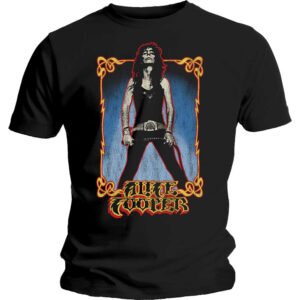 Alice Cooper - T-shirt - Vintage Whip Washed