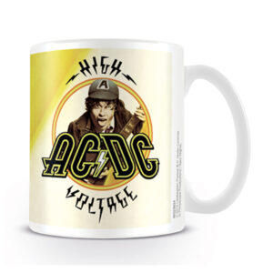 AC/DC - Mugg - High Voltage