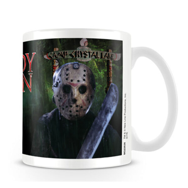 Freddy Vs Jason - Mugg - Stomping Grounds