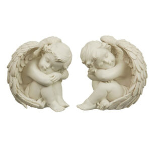 Agora - Figuriner - Sovande änglar