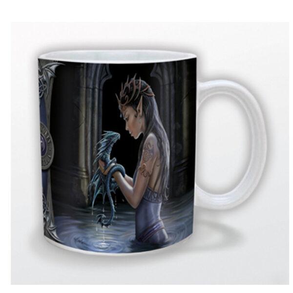 Anne Stokes - Mugg - Water Dragon