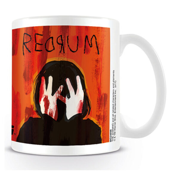The Shining - Mugg - Redrum