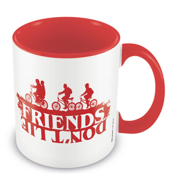 Stranger Things - Mugg - Friends Don't Lie