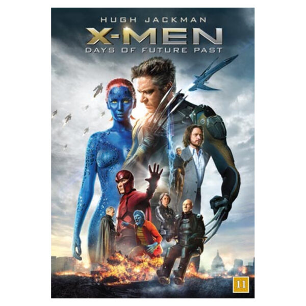 DVD - X-Men: Days of Future Past - Action - Hugh Jackman
