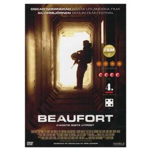 Beaufort - DVD - Krigsfilm med Oshri Cohen, Itay Tiran
