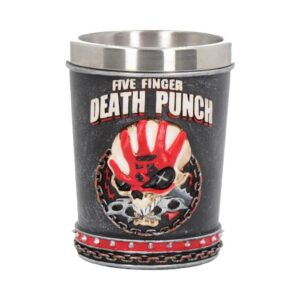 Five Finger Death Punch - Shotglas - Knuckle Duster Skull Shooter