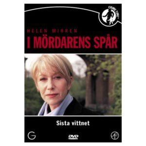 I Mördarens Spår - Sista Vittnet - DVD -Thriller, Helen Mirren, John McArdle
