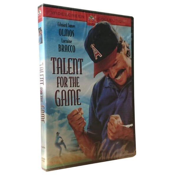Talent For The Game - DVD - Drama - Lorraine Bracco