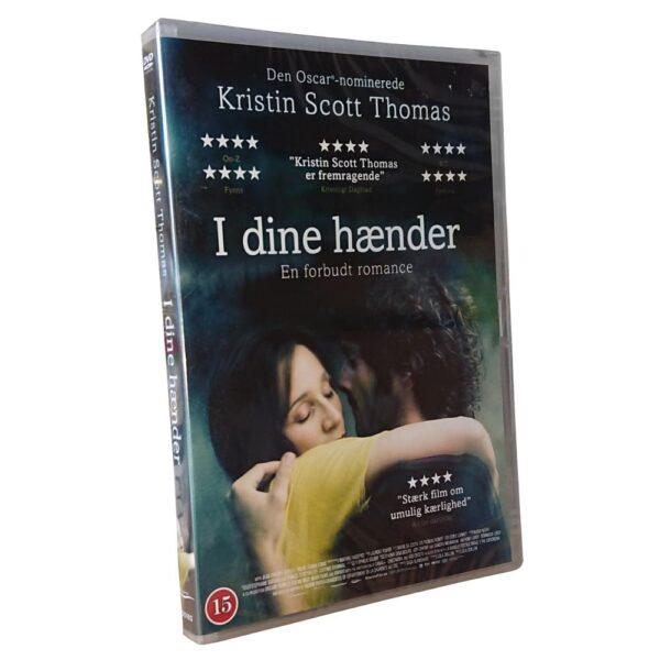 I Dina Händer - DVD - Drama - Kristin Scott Thomas - Danskt omslag