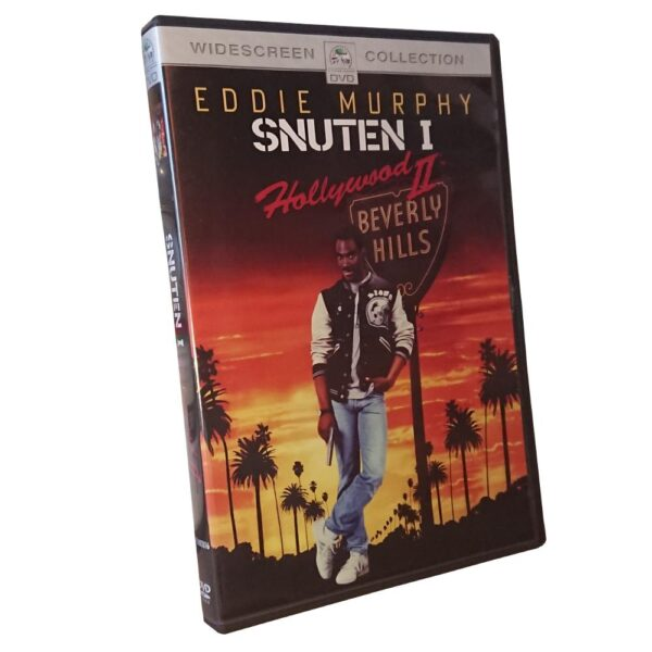 Snuten i Hollywood 2 - DVD - Eddie Murphy