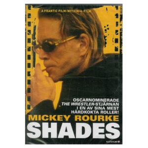 Shades (DVD) Thriller med Mickey Rourke