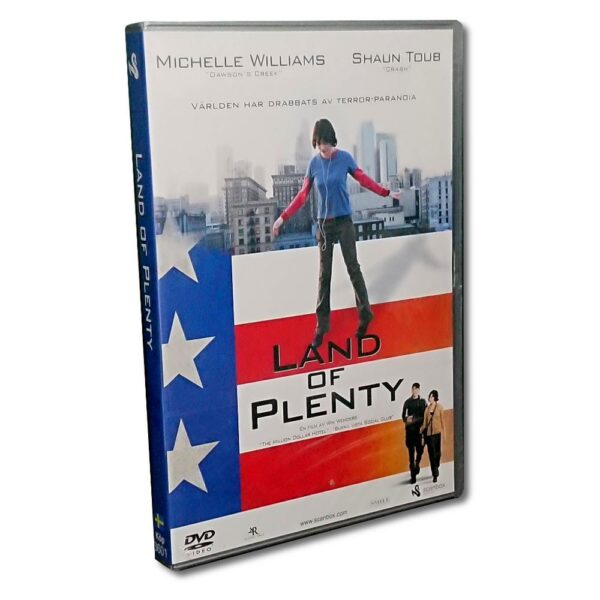 Land of Plenty - DVD - Drama - Michelle Williams