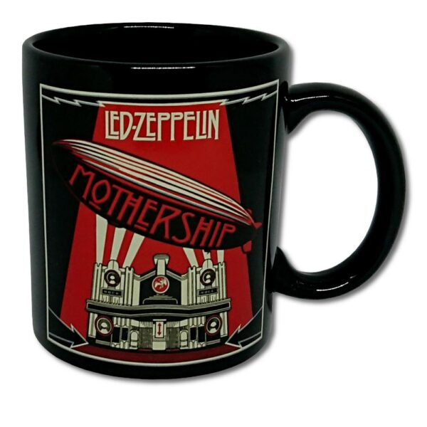 Led Zeppelin - Mugg - Mothership