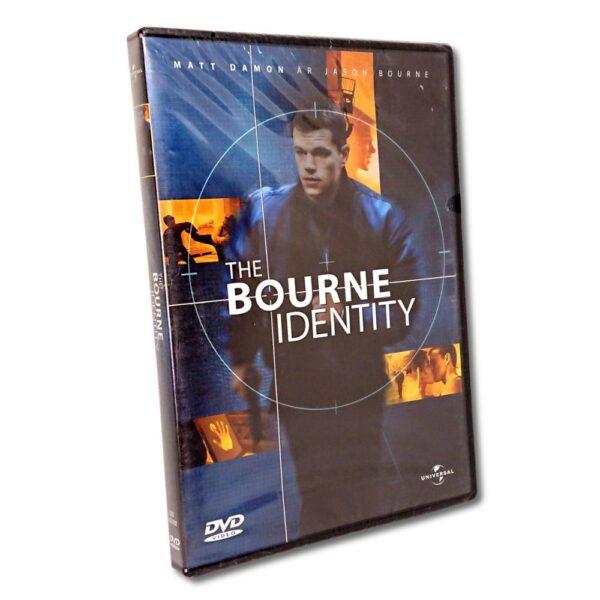 The Bourne Identity - DVD - Action - Matt Damon