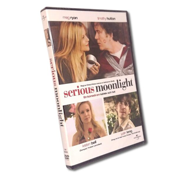 Serious Moonlight - DVD - Komedi - Kristen Bell