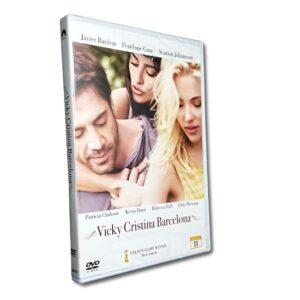 Vicky Cristina Barcelona - DVD - Komedi - Javier Bardem