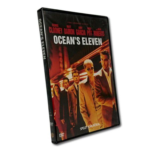 Ocean's Eleven - DVD - Thrillerkomedi - George Clooney