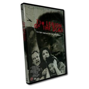 The Legion Of The Dead - DVD - Skräck med Michael Carr