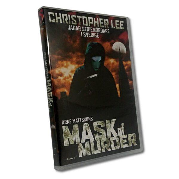 Mask of Murder - DVD - Thriller - Christopher Lee