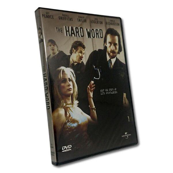 The Hard Word - DVD - Actionkomedi - Guy Pearce