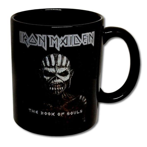Iron Maiden - Mugg - Book of Souls