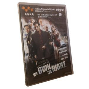 We Own The Night - DVD - Action - Joaquin Phoenix