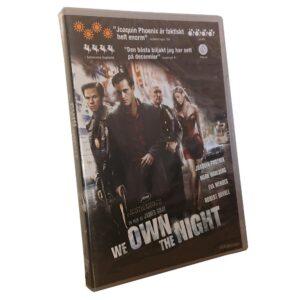 We Own The Night - DVD - Action - Joaquin Phoenix