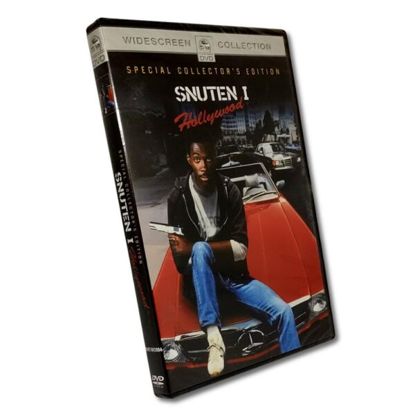 Snuten i Hollywood - DVD - Komedi - Eddie Murphy