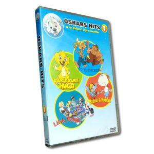 Oskars Hits Vol.1 - DVD - Tecknad barnfilm