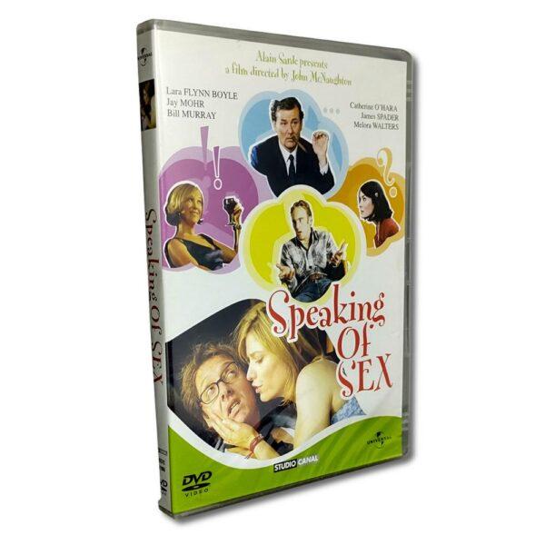 Speaking of Sex - DVD - Komedi - James Spader