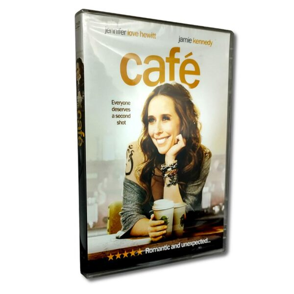 Cafe - DVD - Drama - Jennifer Love Hewitt