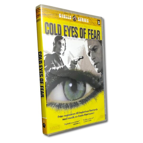 Cold Eyes of Fear - DVD - Thriller - Giovanna Ralli