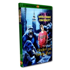 Paul Zindel - Misstanke om brott - Döden på Bronx zoo - B. Wahlströms